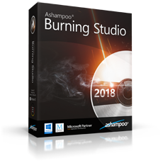 Ashampoo® Burning Studio 2018