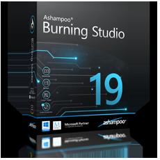 Boxshot Ashampoo® Burning Studio 19