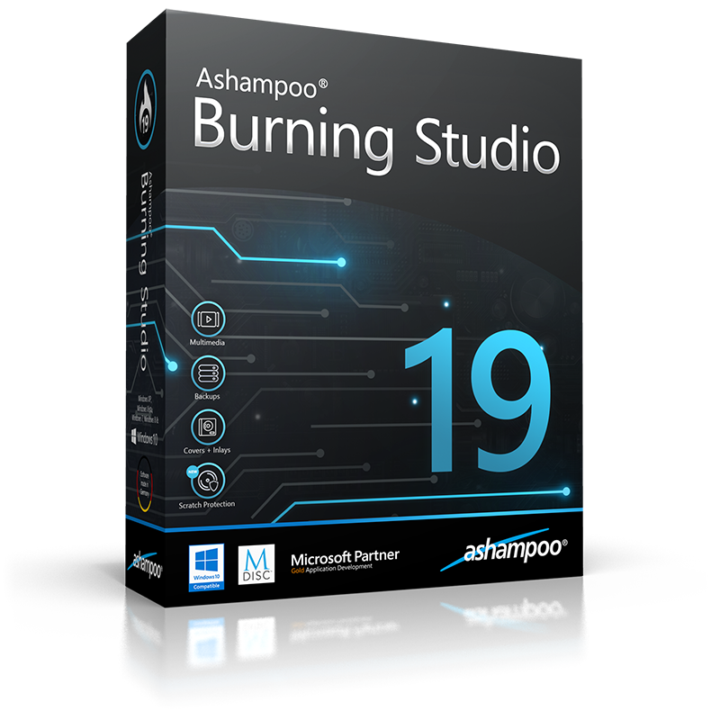Ashampoo burning studio 19 overview ashampoo burning studio 19 altavistaventures Choice Image