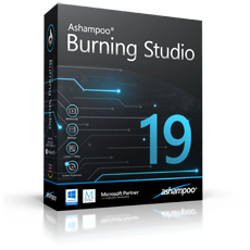 Boxshot Ashampoo® Burning Studio 19