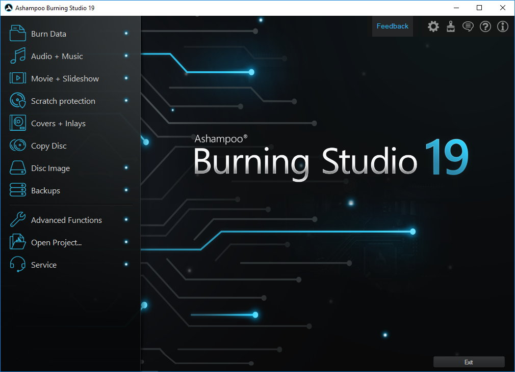 Ashampoo Burning Studio 19 crack keygen patch serial key