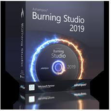Ashampoo® Burning Studio 2019