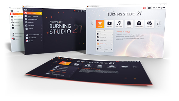 Burning Studio 21 - skins