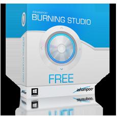 Ashampoo® Burning Studio FREE