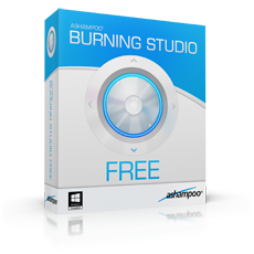 Ashampoo® Burning Studio FREE