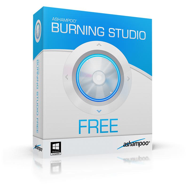 ашампоо программа для записи дисков скачать бесплатно