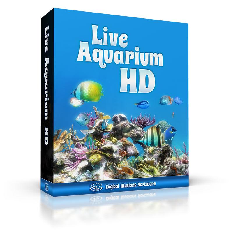 Live Aquarium Hd Overview