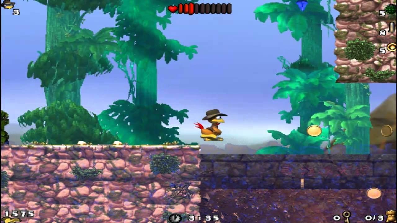 Moorhuhn ingame Screenshot