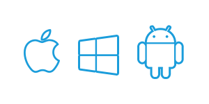 Icon iOS Windows Max Android