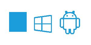 Icon iOS Windows Max Android