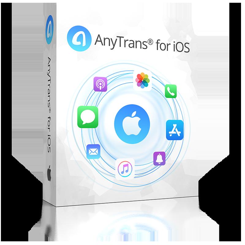 Resultado de imagen de AnyTrans for iOS