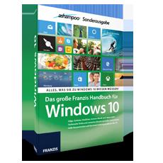 Das Handbuch für Windows 10