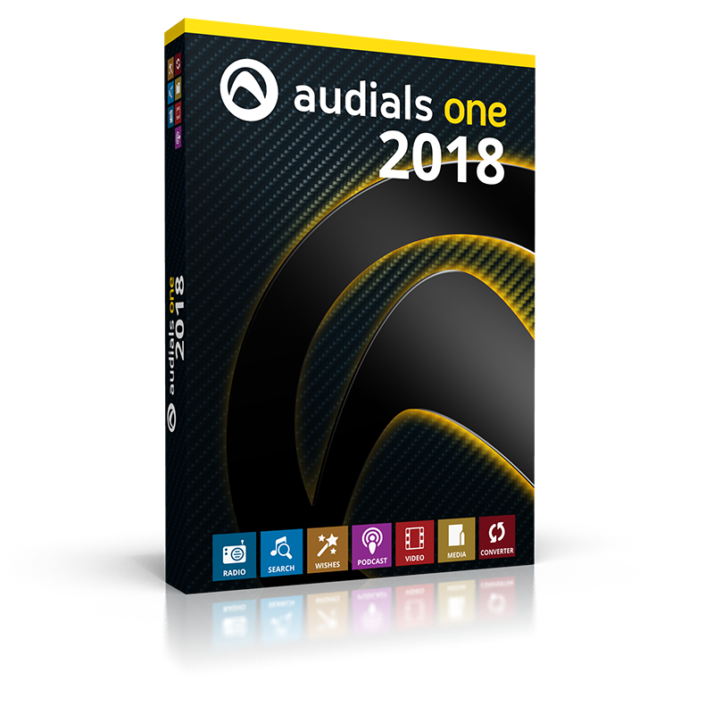 Download Audials One