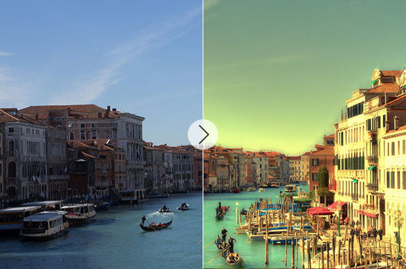 Screenshot Venedig