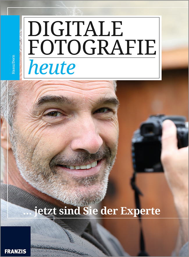 Cover Digitale Fotografie heute
