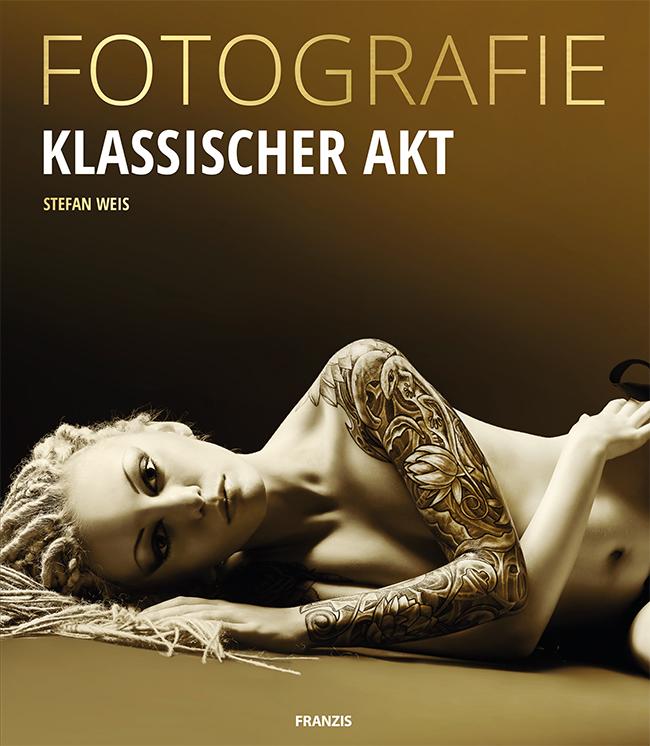 Cover Fotografie – Klassischer Akt
