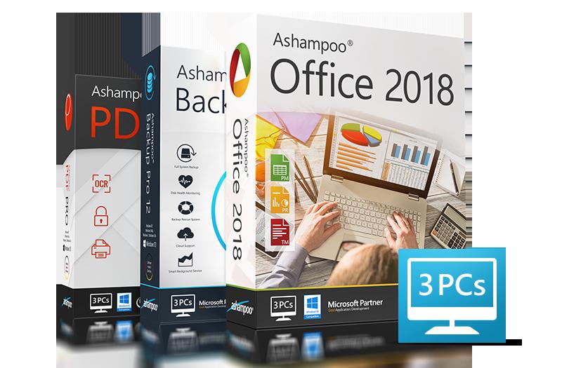 Picture: Ashampoo Backup Pro 12