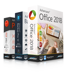 Ashampoo® Office Suite