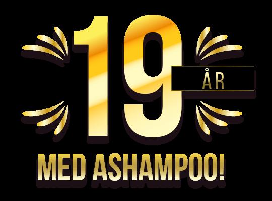 19 år med Ashampoo!