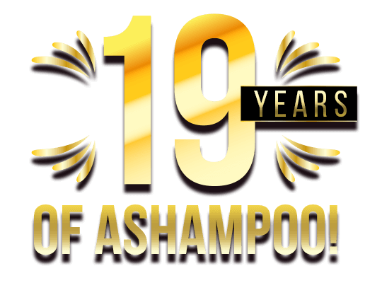 19 years of Ashampoo!