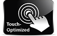 Touch Optimized