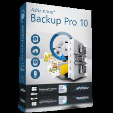 Ashampoo® Backup Pro 10