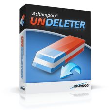 Ashampoo Undeleter – Easy recovery of deleted files