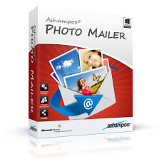 Ashampoo Photo Mailer - the easiest way to share photos through email.