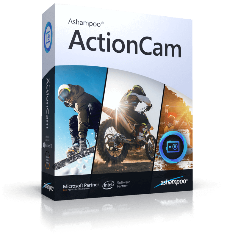 Ashampoo ActionCam - Video Editing Software for Action Cam Videos