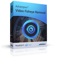 Hassle-free fisheye correction for videos