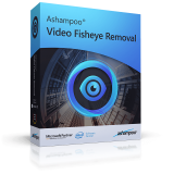 Ashampoo® Video Fisheye Removal