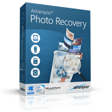 Ashampoo Photo Recovery can restore your images - from any drive!