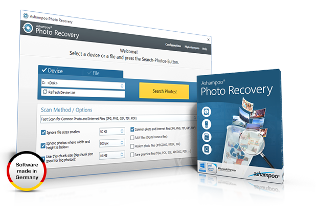 how to get discount on Ashampoo Photo Recovery?