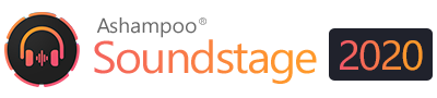 Ashampoo® Soundstage 2020