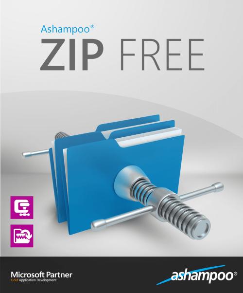Ashampoo® ZIP FREE