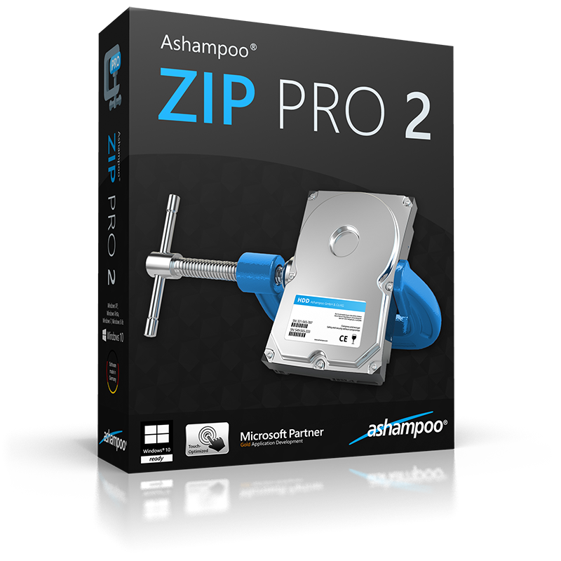 Ashampoo Zip Pro 2 – Best File Compression Software