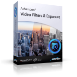 Ashampoo® Video Filters and Exposure