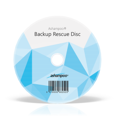 Ashampoo® Backup Rescue Disc