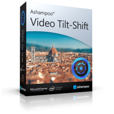Tilt-shift video program