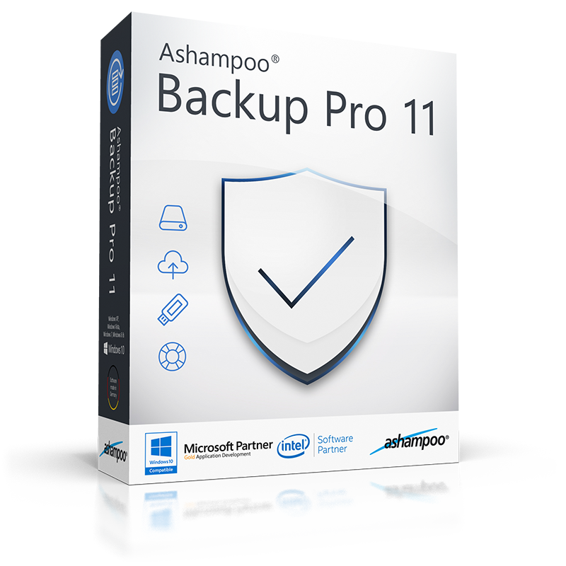 Ashampoo® Backup Pro 11 - Overview