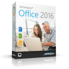 With Ashampoo Office 2016 you can take on any office task.