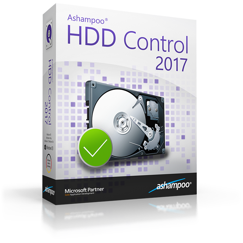 Cheapest Ashampoo HDD Control 3