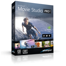Ashampoo® Movie Studio Pro 3