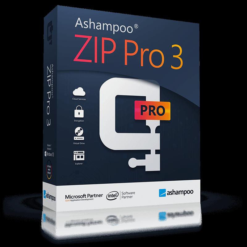 Ashampoo® ZIP Pro 3