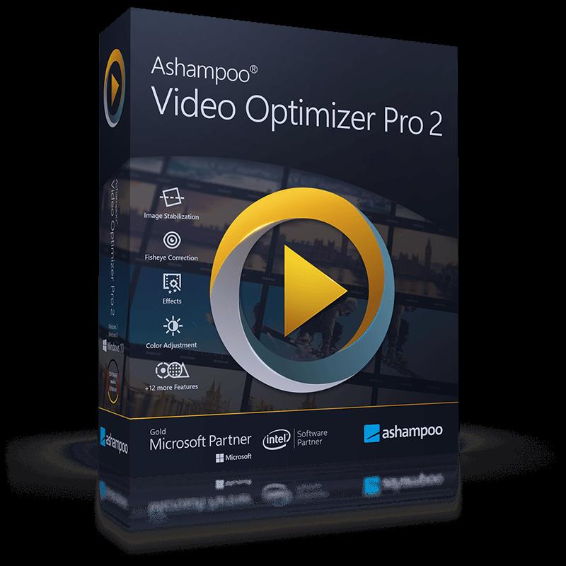 Ashampoo® Video Optimizer Pro 2