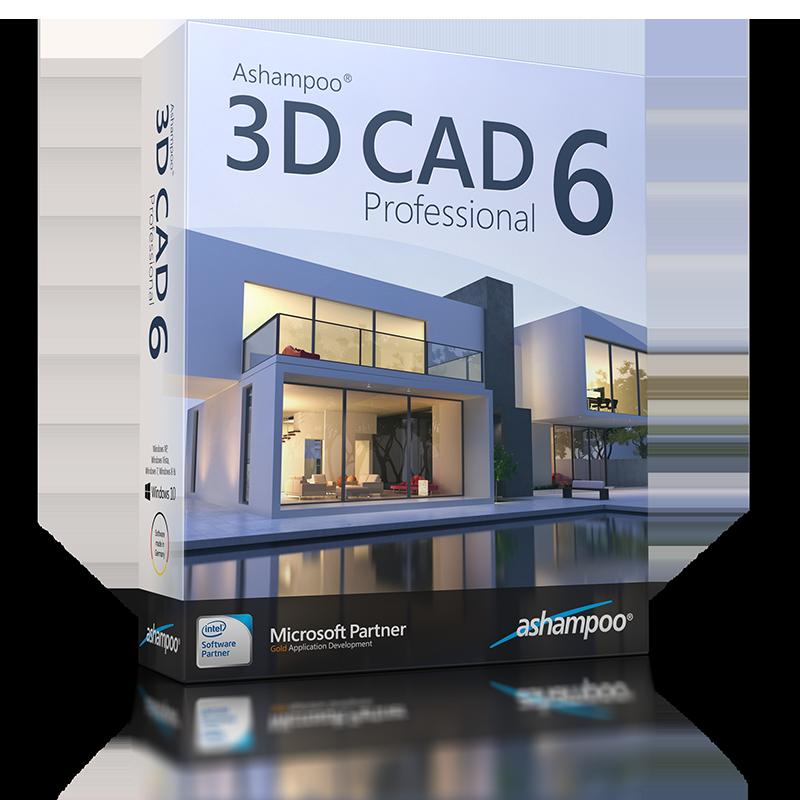 Ashampoo® 3D CAD Professional 6 - Overview on revit modeling, cfd modeling, 3ds max modeling, mechanical modeling,