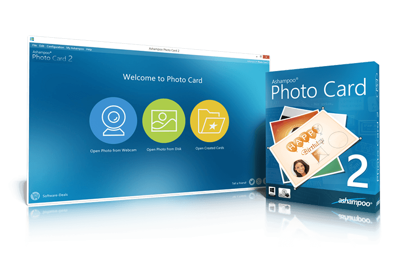 Screenshot Photo Cards