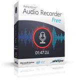 Ashampoo® Audio Recorder Free