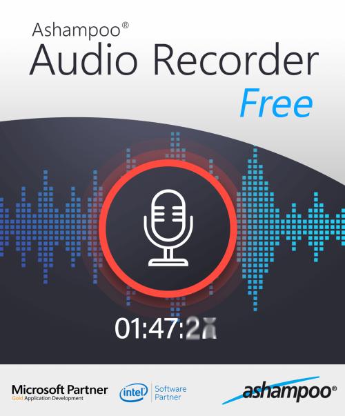 Ashampoo® Audio Recorder Free
