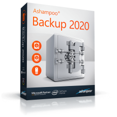 Ashampoo® Backup 2020
